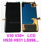 for LG V30 / V30+ PLUS V30A H930 H932 H931 VS996 H930DS US998 LS998U LCD Screen Display +Touch Glass Front Lens Digitizer Assembly Replacement